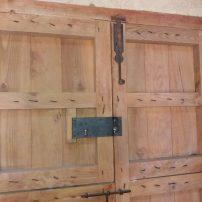Puerta original en perfecto estado funcional