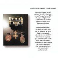 Las Medallas de mi abuelo: Efímera recompensa